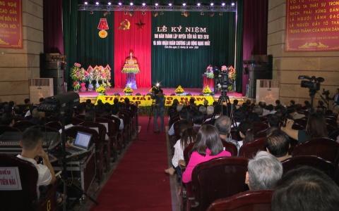 Kỷ niệm 190 năm thành lập huyện Tiền Hải