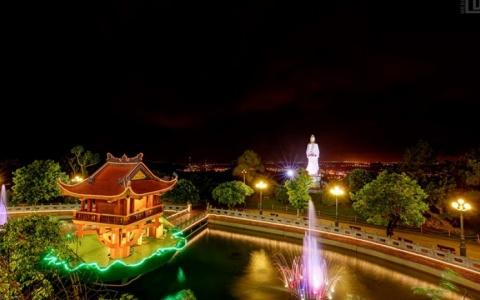 Chùa Ba Vàng - điểm du lịch văn hóa tâm linh nổi tiếng của Quảng Ninh