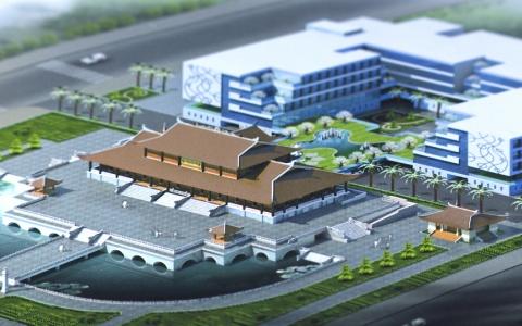 UBND tỉnh nghe báo cáo phương án quy hoạch, thiết kế công trình Thư viện Khoa học tổng hợp tỉnh Thái Bình.