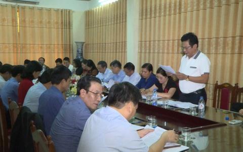 Ban Kinh tế ngân sách Hội đồng nhân dân tỉnh giám sát Sở Nông nghiệp và Phát triển nông thôn