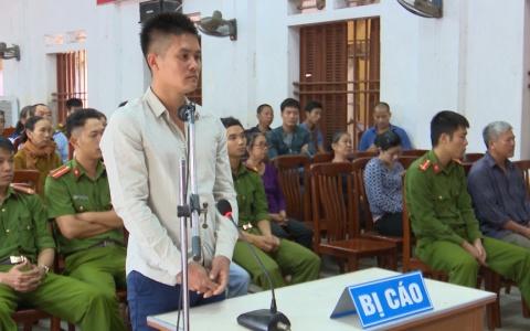 Tòa án nhân dân huyện Đông Hưng xét xử 2 vụ án hình sự tại xã Phú Châu.