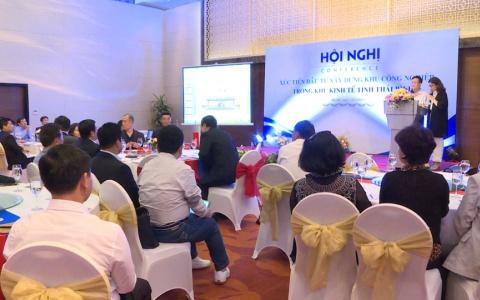 Hội nghị xúc tiến đầu tư xây dựng khu công nghiệp trong khu kinh tế Thái Bình