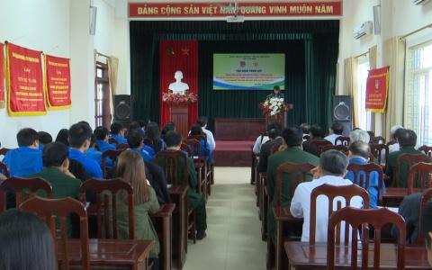 Đoàn TNCS Hồ Chí Minh – Hội CCB tỉnh Thái Bình: Ký kết chương trình phối hợp giai đoạn 2018-2022