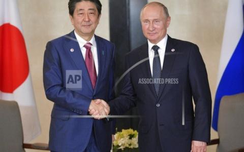 Nga - Nhật Bản thúc đẩy đàm phán hòa bình