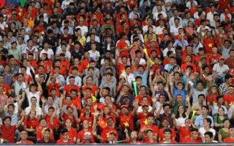 ĐT Việt Nam - ĐT Malaysia: VFF muốn người hâm mộ cổ vũ văn minh
