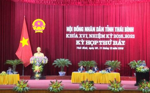 HĐND tỉnh Kỳ họp thứ Bảy: Thống nhất một số nội dung chương trình phiên họp ngày 11-12