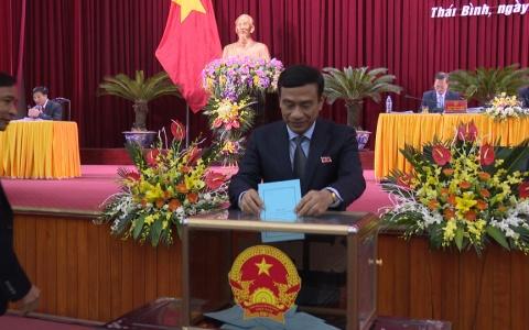 Kỳ họp thứ bảy HĐND tỉnh: kết quả lấy phiếu tín nhiệm đối với người giữ chức vụ do HĐND tỉnh bầu